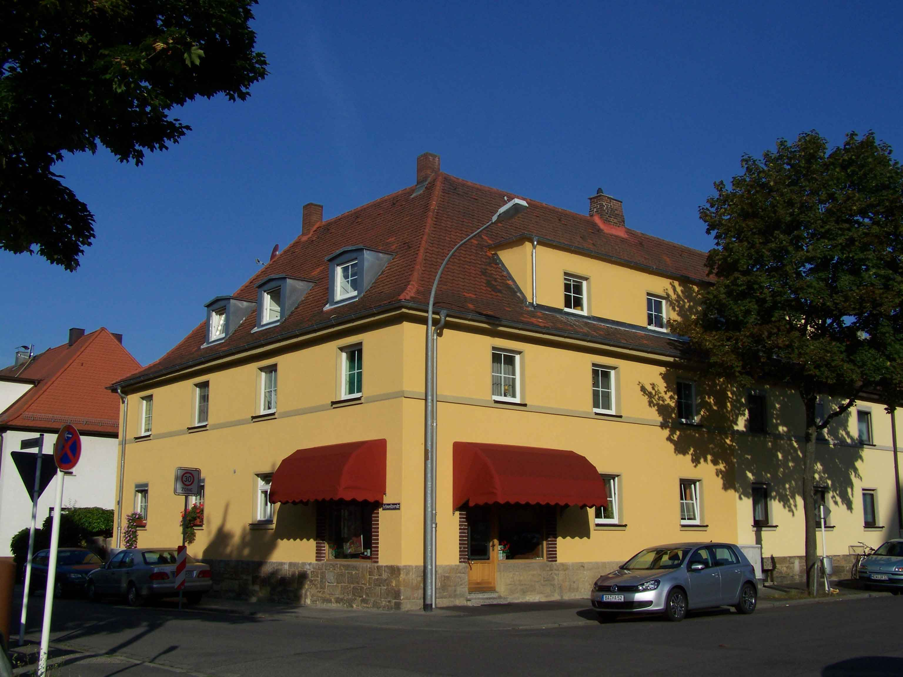 Willkommen In Der Ferienwohnung Heinrichs Eck In Bamberg